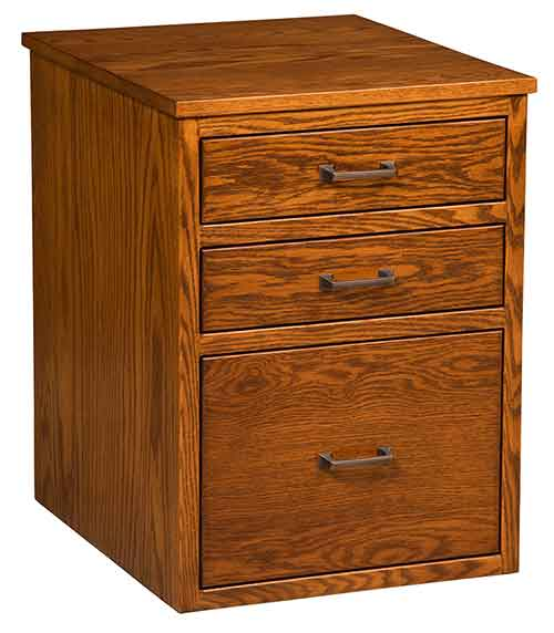 Amish Empire Utility Cabinet