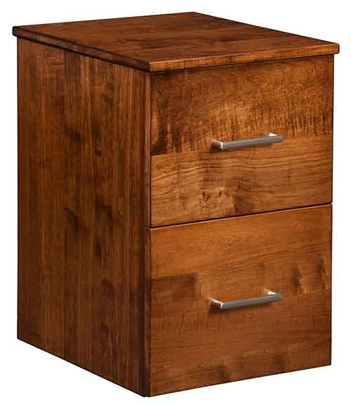 Amish Image 2-Drawer File Cabinet