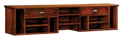 Amish Jacoby Organizer 2-Drawer