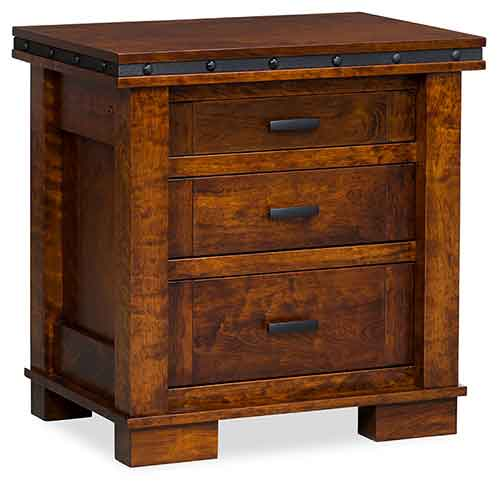 Amish Monta Vista Bedroom Night Stand