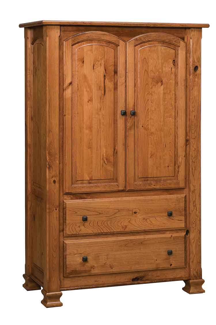Amish Charleston Armoire