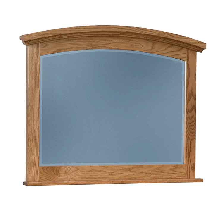 Amish Charleston Mirror (U)