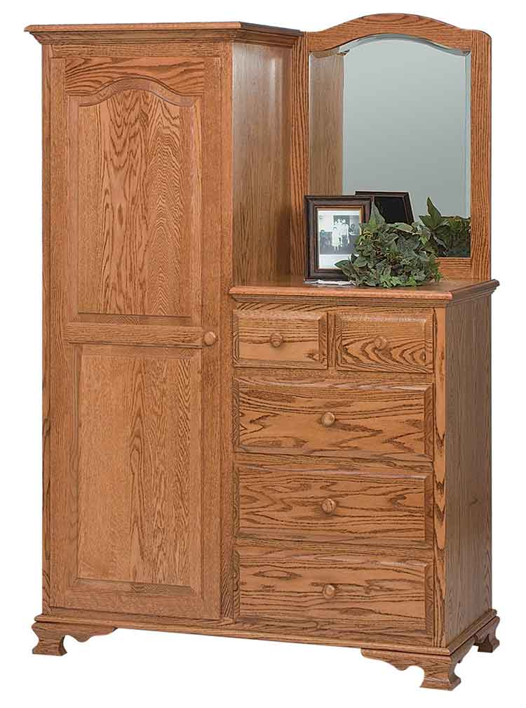 Amish Heritage Single L-Dresser