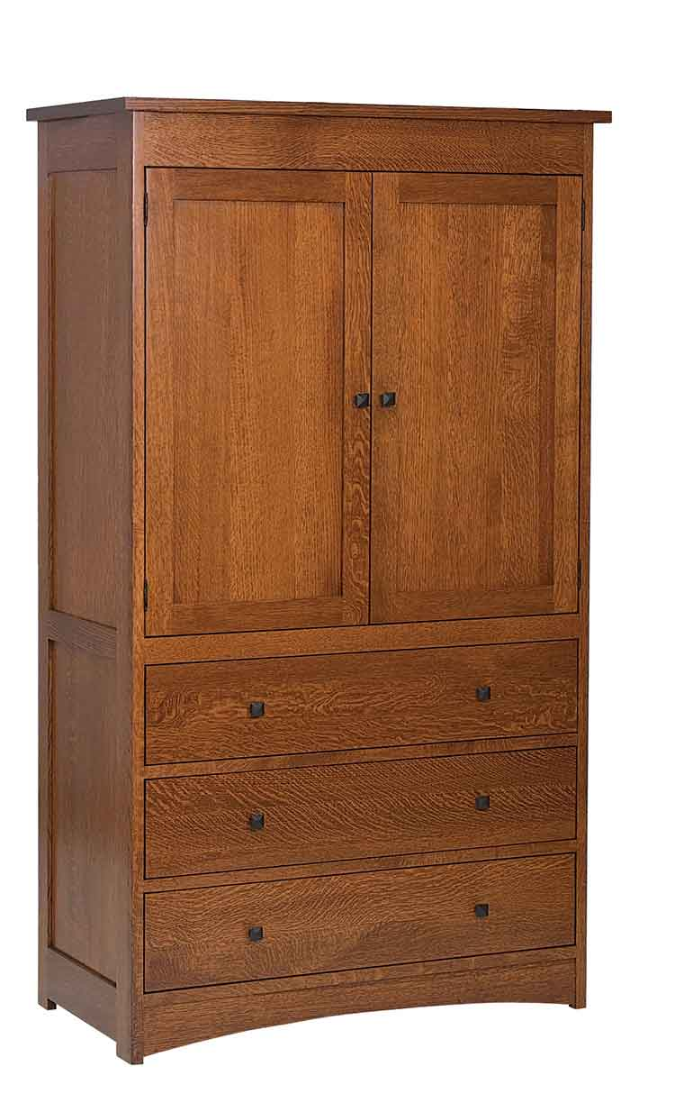 Amish Jacobson 1 pc. Armoire
