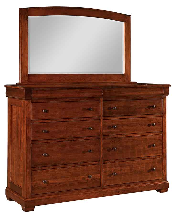 Amish Marshfield Bedroom Dresser
