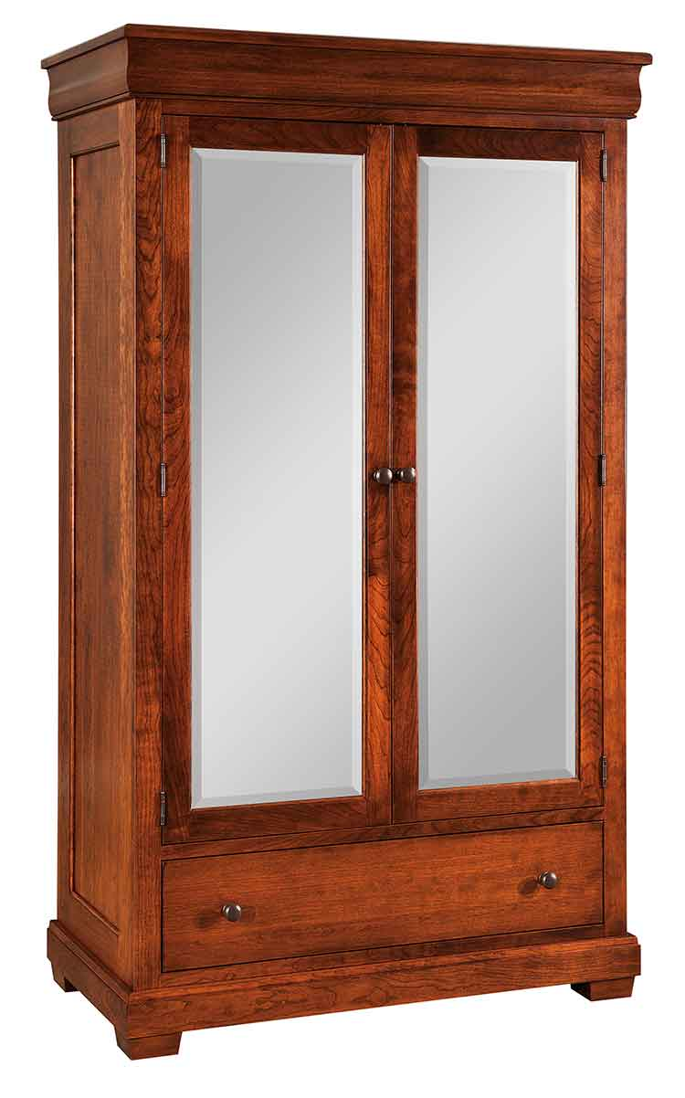 Amish Marshfield Armoire