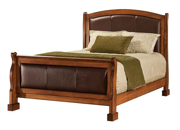 Amish Marshfield Bed
