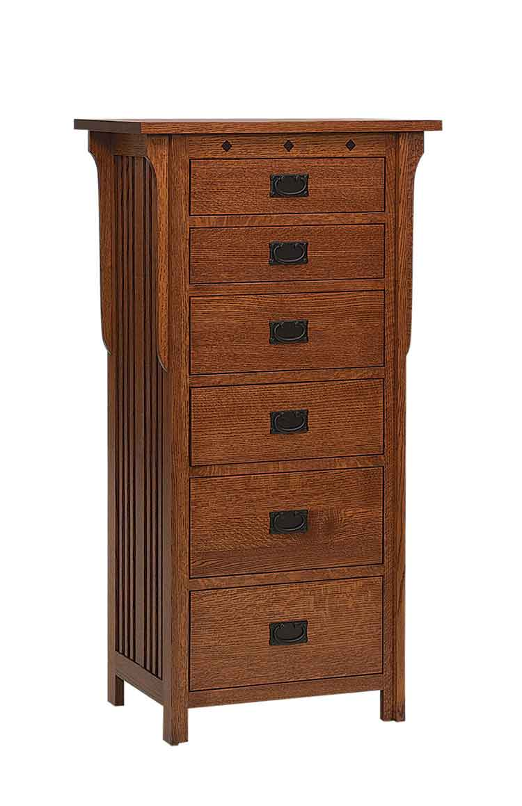 Amish Royal Mission Lingerie Chest