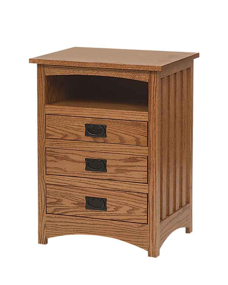 Amish Schwartz Mission Nightstand