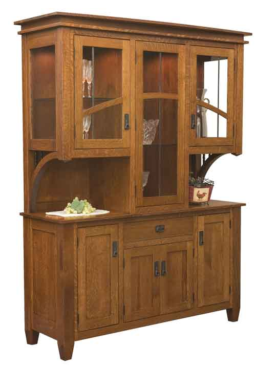 Amish Empire China Cabinet
