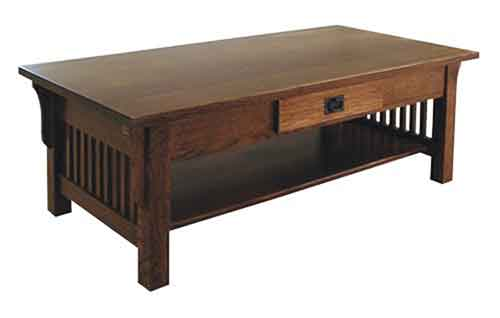 Amish Prairie Mission Coffee Table
