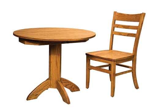 Amish Drop Leaf Table