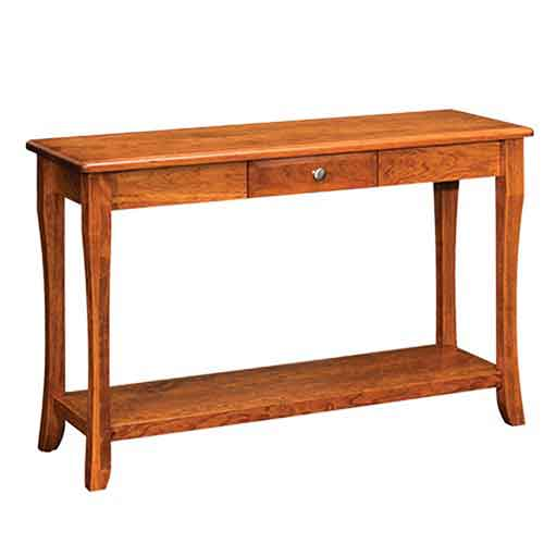 Amish Berkley Sofa Table