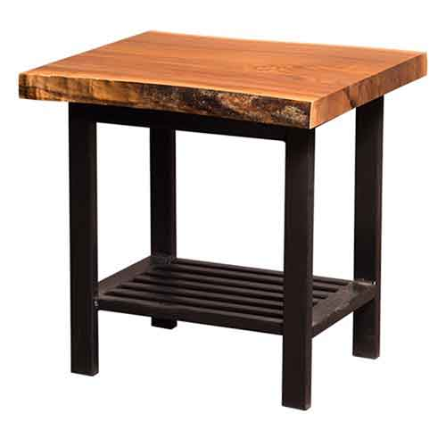 Amish El-Tovar End Table