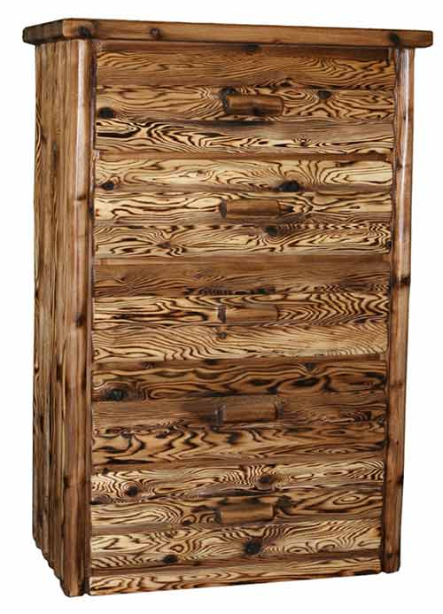 Amish Made 5 Drawer Dresser
