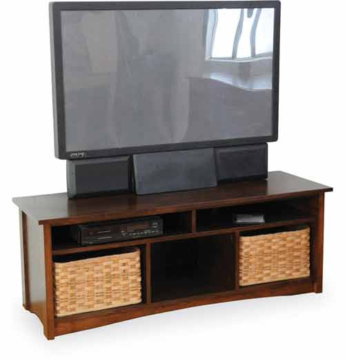 "Amish Manhattan 54"" TV Console"
