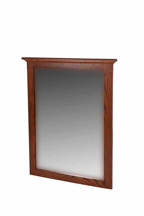 Amish Shaker Youth Mirror