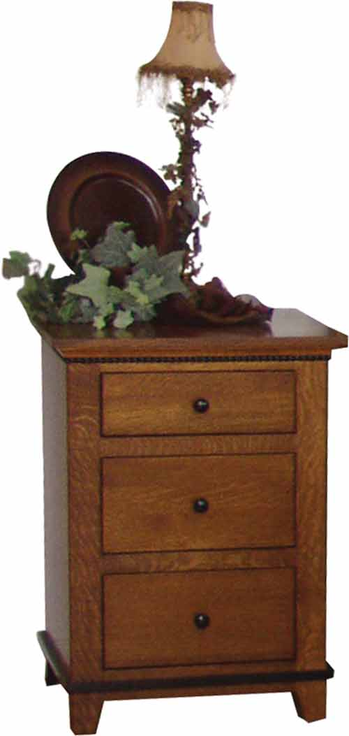 Amish Brookstone Nightstand